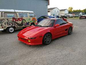 Toyota mr2 jdm 1992 t-top