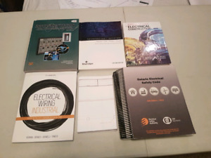 Electrical Trade School Books
