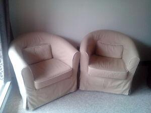 IKEA EKTORP TULLSTA Armchairs (2) For Sale - $ 50 each