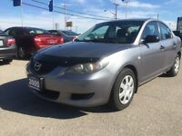 2005 Mazda Mazda3 * Certified * Brand new brakes and Rotors! *