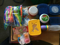 baby toddler storage and stuff-