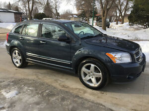 2007 Dodge Caliber R/T (AWD) (SAFETIED) $5,900 Taxes included