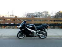 Showroom Condition Kawasaki ZZR 600