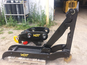 WGT Excavator/Backhoe Thumbs