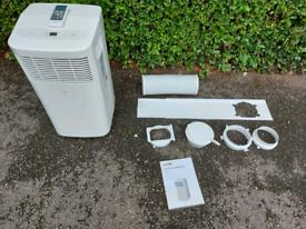 LOGIK LAC05C19 PORTABLE AIR CONDITIONER IN ORIGINAL BOX