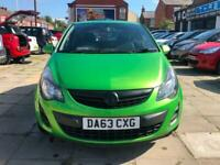2013 Vauxhall Corsa 1.2 Sting 3dr HATCHBACK Petrol Manual