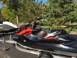 2014 RXP 260 low hours
