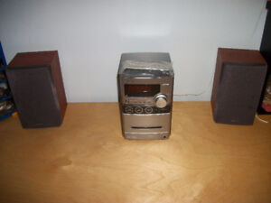 SONY -  Compact Disc Deck Receiver w/Remote Control