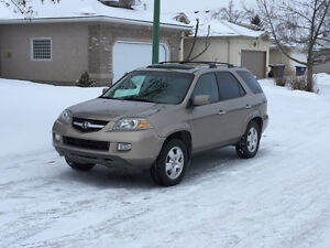 2004 ACURA MDX BASE WITH EXTRA'S
