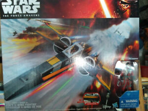 STAR WARS THE FORCE AWAKENS POE'S X-WING FIGHTER