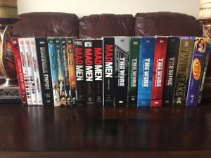 Television/TV Seasons DVD's/Blu-Ray's - OBO