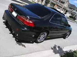 1998 honda accord v6 body kit rear bumper  for sale