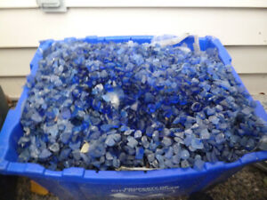 Landscaping glass