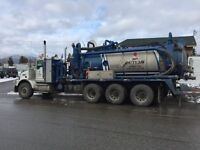 Septic, Sumps, Hydro Vac, Steam, Washing