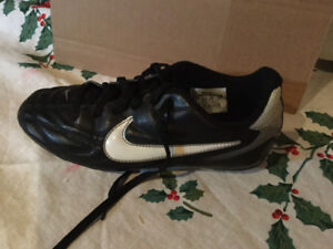 Boys or Girls soccer shoes in various sizes