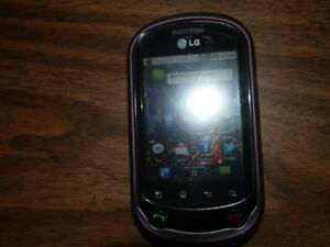 Very good phone LG-C555. No problem with it.
