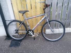 British Eagle mountain bike.