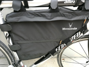 Moosetreks bike frame bag