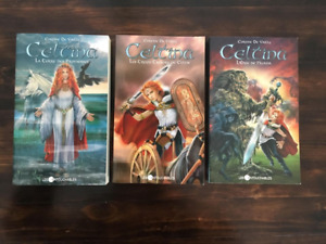 Celtina, tome 1-2-3
