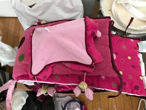 Ensemble de Litterie bébé pour bassinet, lit de bebe