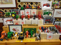 80+ Ertl Diecast Tractors For Sale - ALL PRICES 20% OFF!