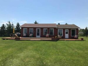 Oceanfront Cottage on Northumberland Strait