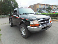 WooW !!! 1998 Ford Ranger Manuel VRAIMENT CLEAN !!!