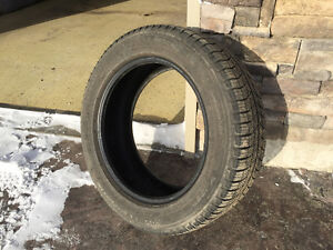 Set of 4 Winter, Like New, Michelin X-Ice 205/55R16