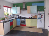 Bright double room in nice spacious house, off Lisburn Rd., available to professionals