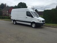 2007-57-Reg Mercedes sprinter 311cdi MWB euro4 Free nationwide doorstep delivery in sale price