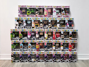 Funko Pop Television Teen Titans Go Set 37 Pops White Raven