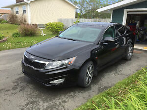 2011 Kia Optima EX (GDI) Fully Loaded