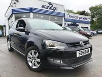 2011 Volkswagen POLO MATCH Manual Hatchback