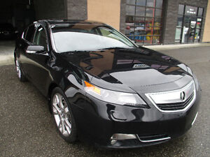 2012 Acura TL SH AWDE w/Elite Pkg Sedan PRICE REDUCED!!!