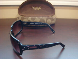 COACH AUTHENTIC BRAND NEW COACH SAMANTHA SUNGLASSES RARE!!!