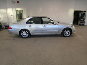 2006 LEXUS LS430 ULTRA PREMIUM! NAVI! 290HP!  ONLY $15,900!!!!