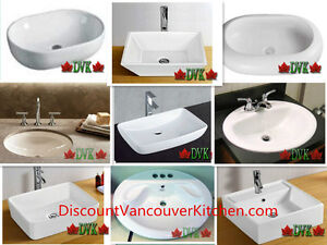 Bathroom Sinks For Summer Sale Up to 60% Off Start from $35