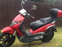Piaggio b125 offers or swaps