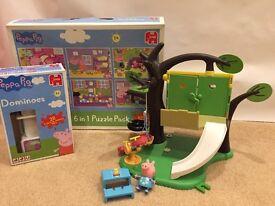 Peppa Pig toy bargain bundle