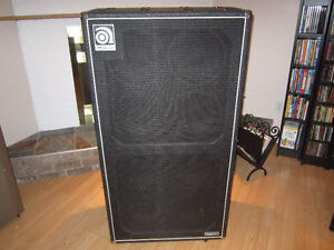 Ampeg SVT-810E Made in USA (Échange Possible)