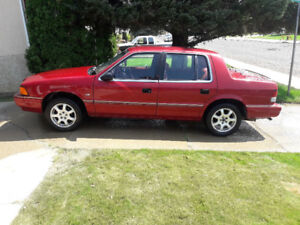 1994 Plymouth Acclaim 4 door