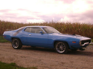 GTX ROAD RUNNER CLONE,SOLD!