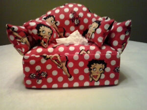 Comfy Couch Covers for your kleenex boxes