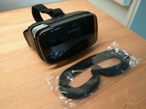 Homido VR Headset V2 + Mousse de contact supplémentaire