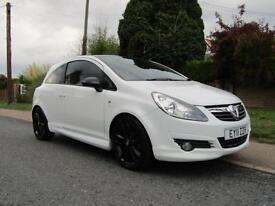 2011 Vauxhall Corsa 1.3 CDTi ecoFLEX LIMITED EDITION 3DR TURBO DIESEL ** LOW ...