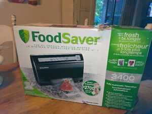 Food Saver 3460 BRAND NEW IN BOX