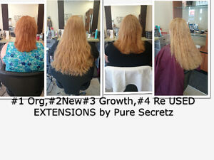 HAIR EXTENSIONS*SAVE $400-$600 COMPAIRED TO OTHER SALONS Peterborough Peterborough Area image 2