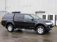 Mitsubishi L200 2.5DI-D 4WD ( leather ) Double Cab Pickup Trojan No Vat