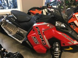 **BLOW OUT** 2018 Polaris 800 Switchback PRO S