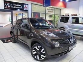 2014 NISSAN JUKE 1.6 N Tec 5dr CVT Auto